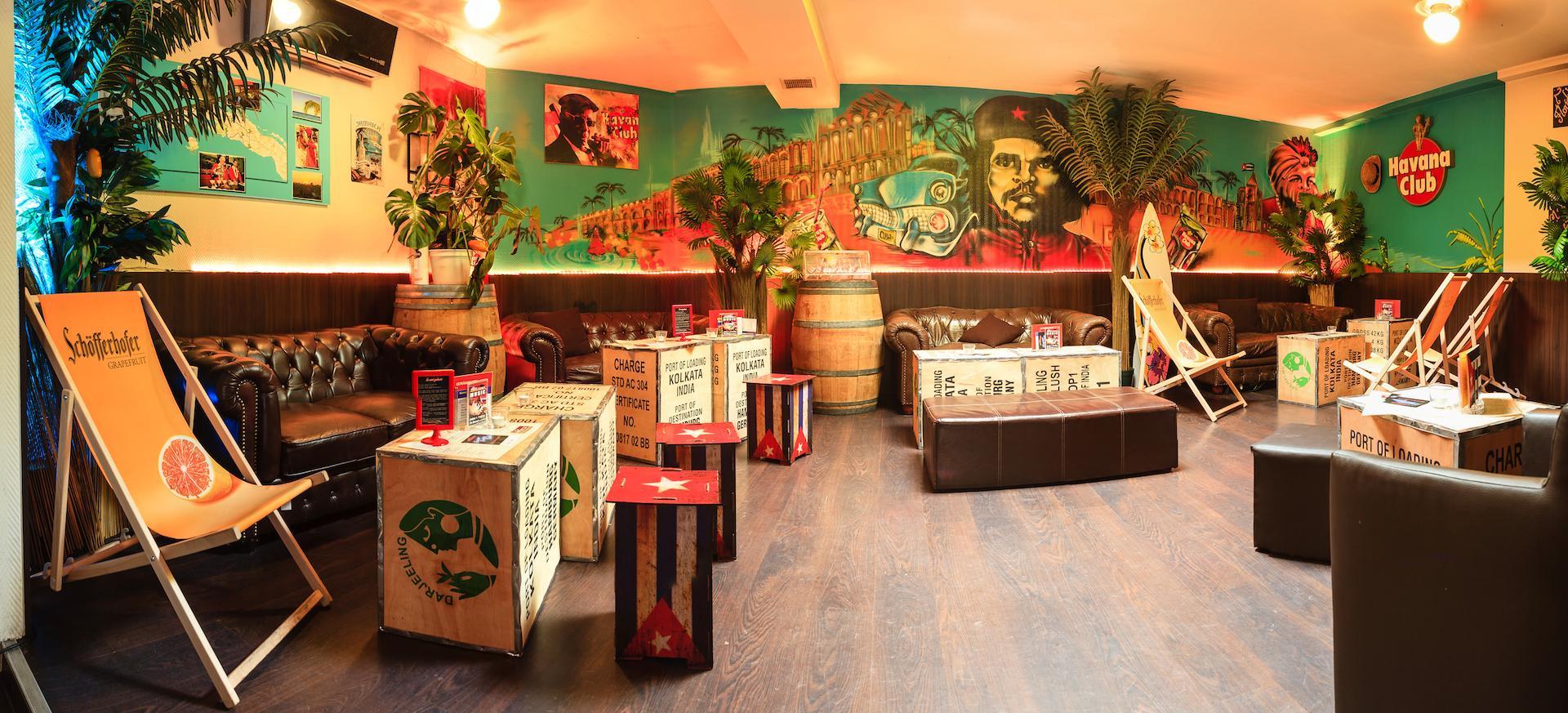 Cafe Mocca Lounge