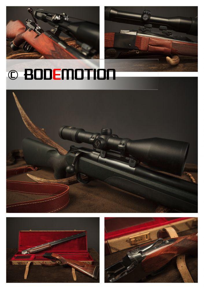 Waffen, Produktfoto,